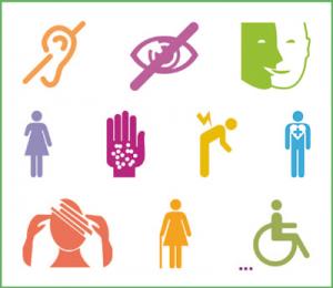 Picto-handicap