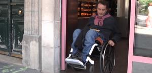 Accessibilité - Paris en fauteuil roulant