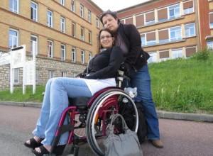Mère et fille même combat contre la maladie