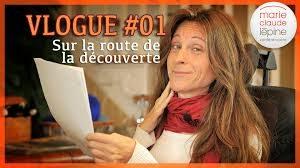 Sur la route de la découverte - Marie-Claude Lépine -